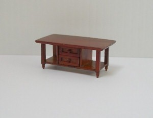 24th scale spice coffee table