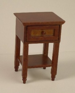 24th scale spice end table