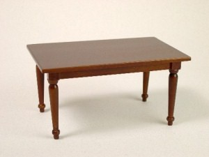 24th scale spice rectangular table