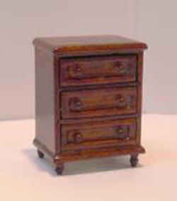 24th scale spice single chest of drawers