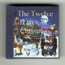 """12 Days of Christmas"" book"