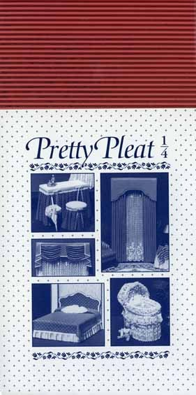 Pretty Pleat Tiny Pleater Double Size, 9 inches x 10½ inches