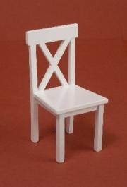 Ashley chair - white