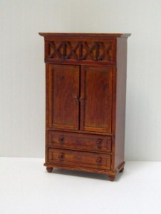 24th scale spice armoire