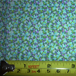 100% cotton Liberty Pepper tana lawn - green