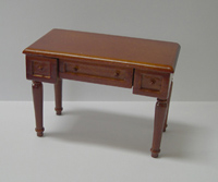 12th scale Ashley desk - spice