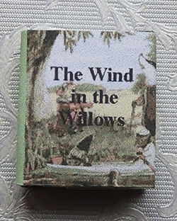 """Wind in the Willows"" book - small size"