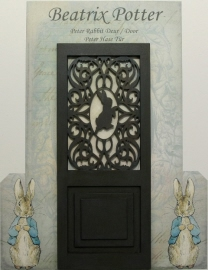 Peter Rabbit door (kit)